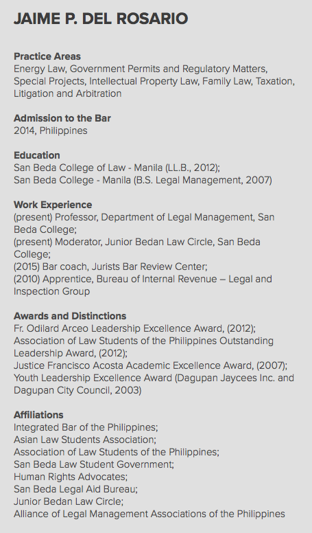 Symecs Law Full Service Law Firm Based In Manila Philippines